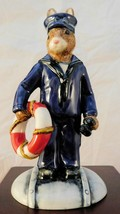 "Royal Doulton Bunnykins Figurine - ""Sailor"" DB370 - $42.74"