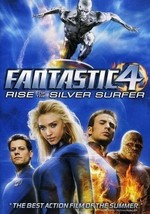 Fantastic Four: Rise of the Silver Surfer (DVD, 2009) - €8,67 EUR