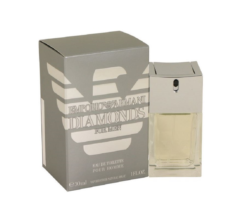 Emporio Armani Diamonds Cologne for Men Eau De Toilette Spray by Giorgio Armani