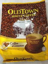 OLDTOWN White Coffee 2 In 1 Coffee & Creamer 15s - $35.00
