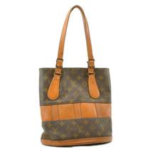 LOUIS VUITTON Monogram Bucket PM USA Model Shoulder Bag LV Auth 8795 - $240.00