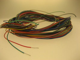 HOBBY PROJECT, SYNTH, GUITAR,  DIY, CABLES THIN GAUGE, LIGHTING 4.5 feet - $5.94