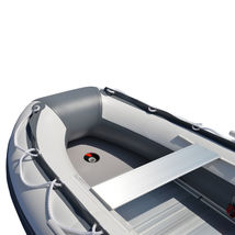 BRIS 8.2 ft Inflatable Boat Inflatable Pontoon Dinghy Raft Tender image 8