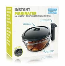 2-1/2 Qt Vacuum Food Marinater Marinating Holder Storage Container Bowl ... - $41.08
