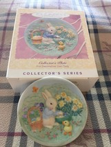 Hallmark 1996 Collector's Plate - Easter Collection Ornament - New In Box! image 2