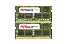 MemoryMasters New! 16GB 2X8GB PC3-12800 204 PIN DDR3-1600 SODIMM Memory for Lapt