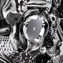 """7 Beach House Album Poster Dream Pop Music Cover Art Print 12x12"""" 24x24""""... - $10.79+"""