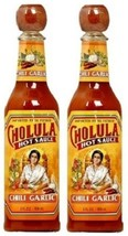 Cholula Chili Garlic Hot Sauce 2 Bottle Pack - $16.78