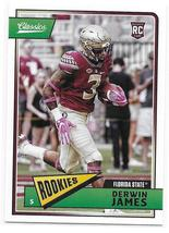 2018 Panini Classics Derwin James Rookie Card - $4.95