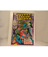 Vintage Justice League of America #49 Fine + Condition - $4.99