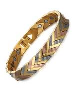 Stainless Steel Health Magnetic Bracelet Bangle For Women Bio Energy Bracelet 20 - $39.98