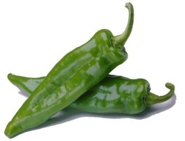 25 Anaheim Chile Pepper Seeds 2019 ( Non-Gmo Free Shipping! ) - $5.92