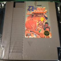 Double Dribble Basketball NES Nintendo Game Tested Works Great - $7.49