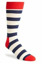 Happy Socks Men's Bright Patterned Cotton Socks  BIG & TALL 10-13 NEW - $7.89