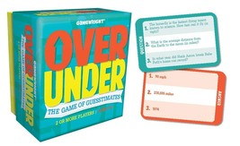 Over/Under - The Game of Guesstimates - $16.35