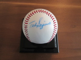 Ted Sizemore 1969 Nl Roy Dodgers Cardinals Signed Auto Baseball - $39.99