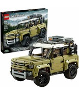 LEGO Technic Land Rover Defender 42110 Technic OFFICIAL NEW IN STOCK - $272.20