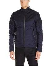 G Star Raw Men's Suzaki US Mixed Media Denim Jacket Blue Size S BNWT $250 - $79.75