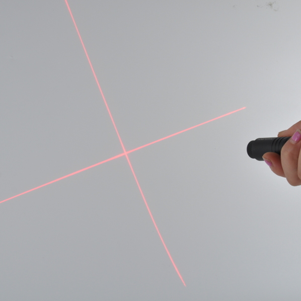 MTO M-C20 Cross-shape Red Laser Locator 10mW to 200mW Zoomable High Performance