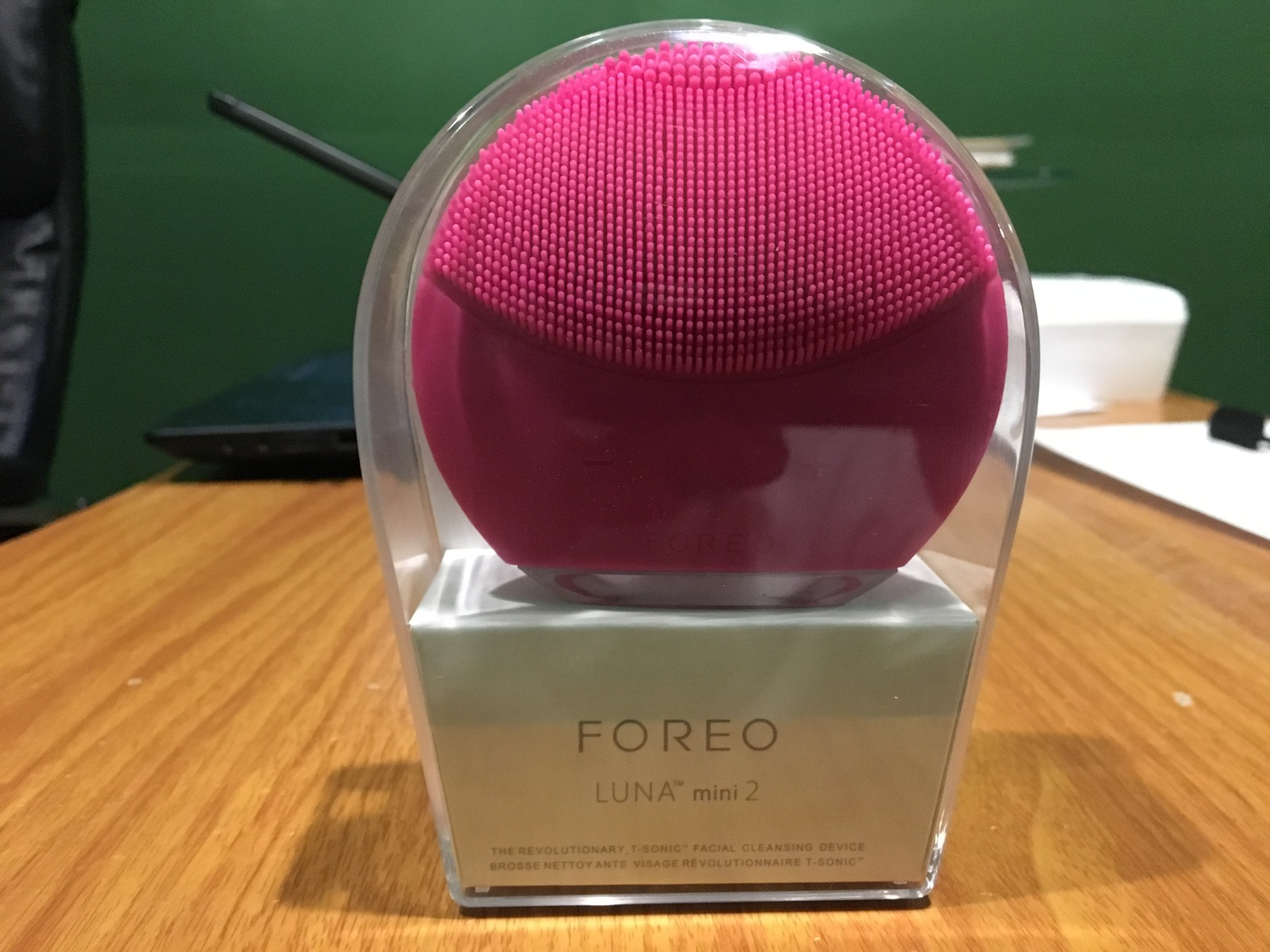 New Foreo Luna Mini 2 Facial Cleansing Brush And 50 Similar Items T Sonic Pearl Blue Pink