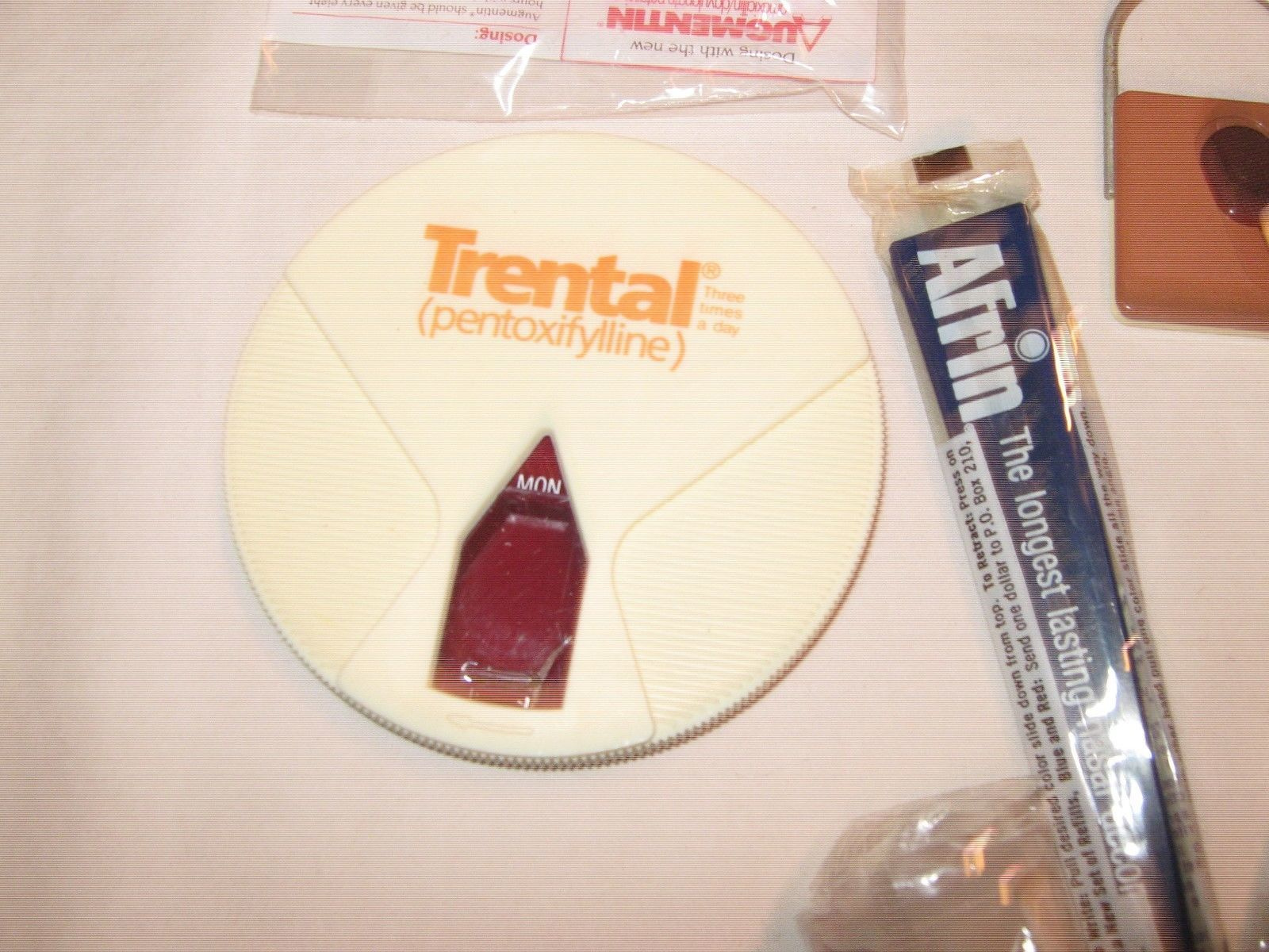 Rx, Pharmacy Promotional Items, Mixed Lot , Advertisment Promos image 10