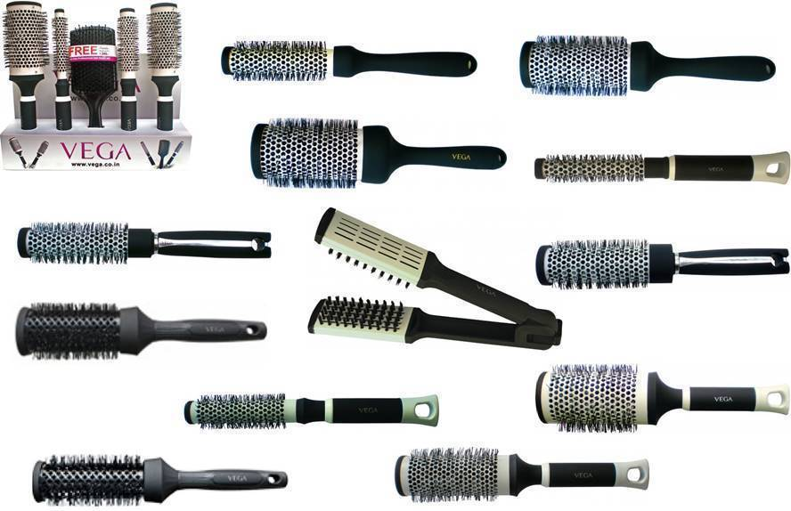 Primary image for Vega Professional Brush Choose from 13 Variants Hair Care
