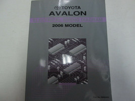 2006 Toyota Avalon Electrical Wiring Diagram Troubleshooting Service Sho... - $19.75