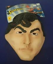 NOS Rubies SUPERMAN Halloween Mask UNUSED - £14.72 GBP