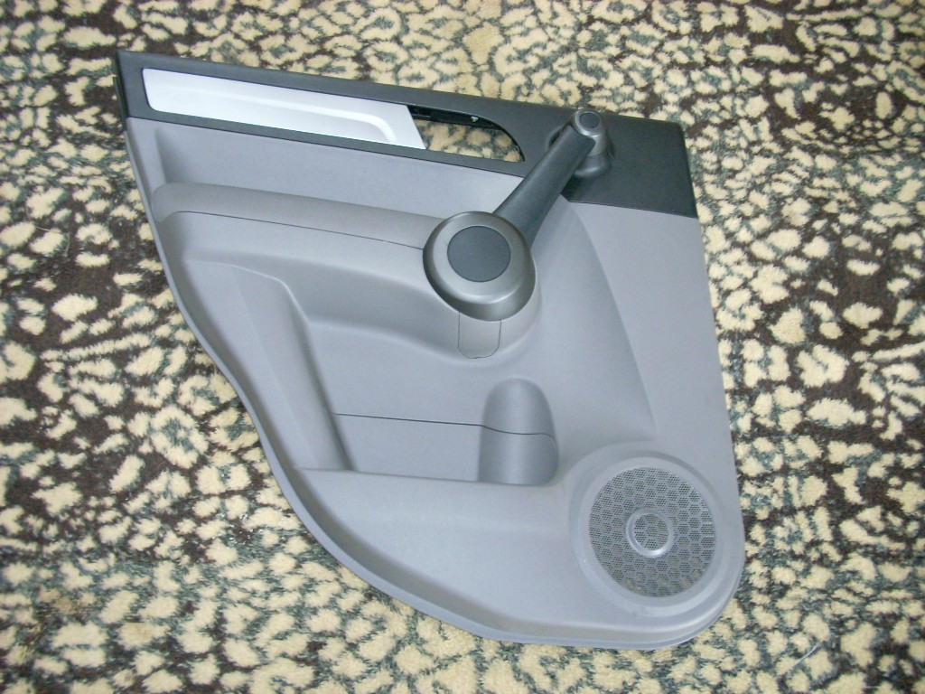 2011 HONDA CR-V LEFT REAR DOOR TRIM PANEL