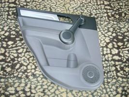 2011 HONDA CR-V LEFT REAR DOOR TRIM PANEL