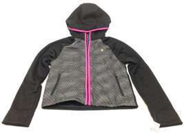 Ralph Lauren Girls' Quilted Jacket, Black Multi, Size XL 16. - $80.60 CAD
