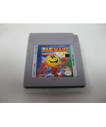 Pac-Man Nintendo GAMEBOY - Authentic, Tested w/ Case Great Condition - $8.70