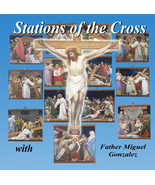 TRADITIONAL STATIONS OF THE CROSS by Fr. Miguel Gonzales - $21.95