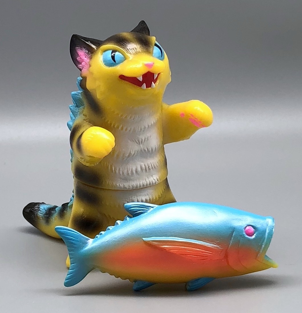 Max Toy Yellow Tiger Negora