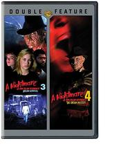 Nightmare on Elm Street 3 & 4 Dream Warriors/Dream Master DVD