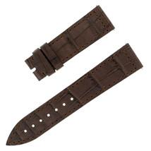 Franck Muller 18 - 16 mm Brown Alligator Leather Men's Watch Band - $228.01