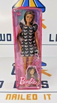 New Mattel Barbie Fashionista Doll #140 with Long Brunette Hair - $16.99