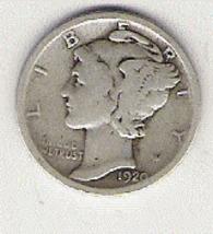 Nice 1920P Mercury Dime - $4.00