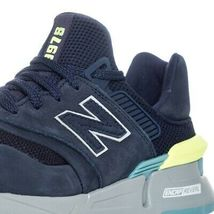 MAN NEW BALANCE 997 LIFESTYLE MS997HF SNEAKERS MAN CASUAL SHOES SNKRSROOM Blu image 4