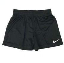 New Nike Training Soccer Futbol Short Youth Girl's Medium Dri-Fit Black ... - $8.73