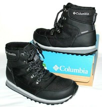 ❤️ COLUMBIA Waterproof Insulated Wheatleigh Shorty Lace-Up Boots 7.5 NEW! L@@K - $80.74