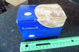 BOX ONLY Goebel Hummel Christmas Gift Teddy Bear Boy Figurine 1386 Hum 2... - $11.30