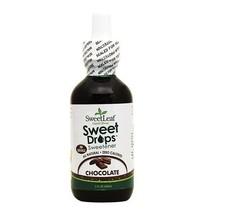 SweetLeaf - Chocolate Sweet Drops Sweetener - 2 oz - SEE DESCRIPTION - $9.99