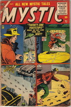 Mystic Comic Book #39, Marvel/Atlas 1955 VERY GOOD- - $43.53