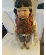 Show Stoppers A361 Hing - New in the original box - Rare doll - $44.50