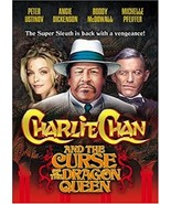 Charlie Chan And The Curse Of the Dragon Queen - DVD ( Ex Cond.) - $8.80