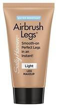Sally Hansen Airbrush Legs Light 0.75oz Tube (3 Pack) - $15.67