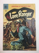 The Lone Ranger Dell Comic Book Vintage #103 January 1957 Western - $14.20