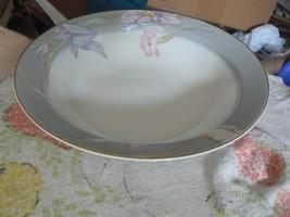 Mikasa Charisa Gray round vegetable bowl 3 available - $19.01