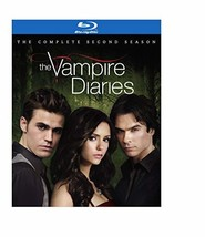 The Vampire Diaries: Season 2 Blu-ray